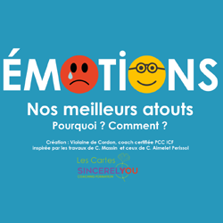 sincerelyou formation sur les Emotions