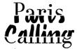 logo Paris Calling